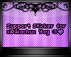 {Pika} 1K SupportSticker