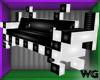 Mono 8bit Invader Couch