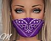 m: Bandana Purple