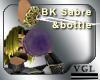 BK Sabre & Bottle