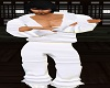 ~CB white Karate pants