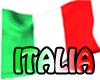 Italia bandiera sticker