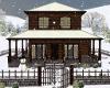 !T! Room | Winter Cabin