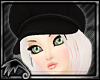 LK~Pixy w/Hat-Pearl
