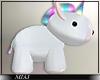 !M! Unicorn Toy in hand