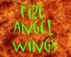 fire angel wings
