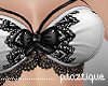 #P- Sweet Bra white