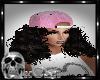 CS Clary Hat Hair Choc
