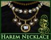 Harem Necklace White