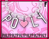 Poly Charm Necklace .f.