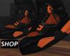 Out Orange 4s