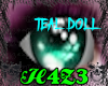 *H4*DollTeal