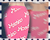TG x Moschino Pink Xxl