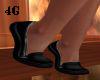 `A` Shoes Black
