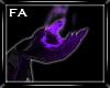 (FA)LightningClaws Purp.