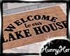 Lakehouse Outdoor Mat