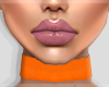 I│Strech Choker Orange