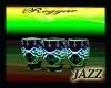 Jazzie-Reggae Bongo's