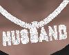 HUSBAND NECKLACE