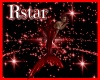 red star particle