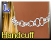 Handcuff anklet!!!