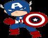 Kids Capitan America
