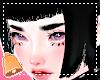 🔔 Hime bangs   Black