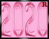2020 Balloon Pink