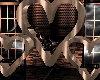 PS Eclectic Hearts Sofa