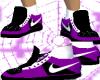 1 uptown purple