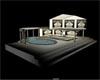Black Royalty Roman Home
