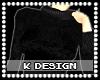 [*K] Wool Turtleneck Bla