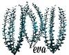 eva's ani plant teal