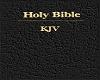 King James Bible w/Pose