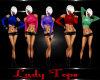 [FS] Ladys Top Green