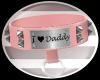 .:Daddy Collar:. Pink