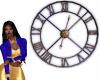 Aura Wall Clock LARGE