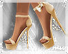 !Stars Sandals gold
