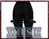M! Black Joggers
