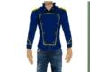 Eph Cavalry Uniform top