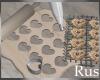 Rus Bakery Baking