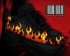 𝓥 Thrasher Flames M