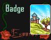Enchanted World Badge