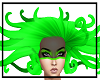 Green Goddess Hair