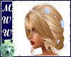 Wed Hair 5 Sun Kiss Blue