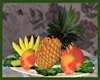 ~SD~ TROPICAL FRUIT TRAY