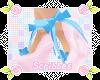 + PinkyPie Wedge Heels +