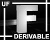 UF Derivable Letter F