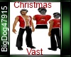 [BD] Christmas Vest (M)