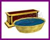 Gold -  foot bath